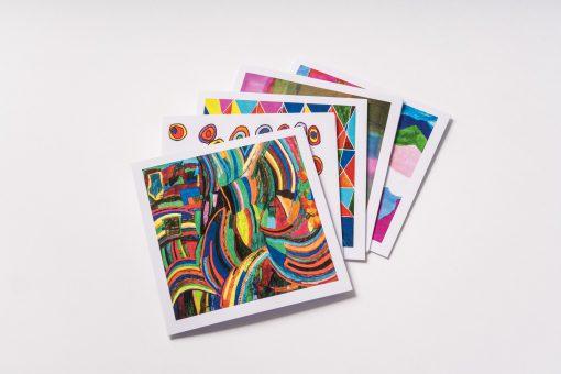 kaarten absract