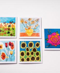 kaarten bloemen