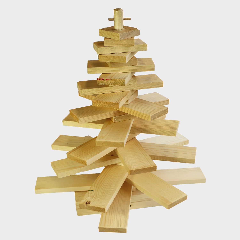 Houten Kerstboom Ipse De Bruggen Webshop