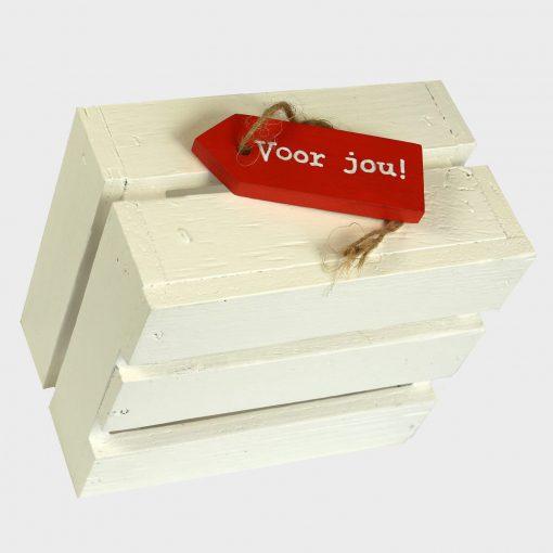 Kistje wit_voor jou C